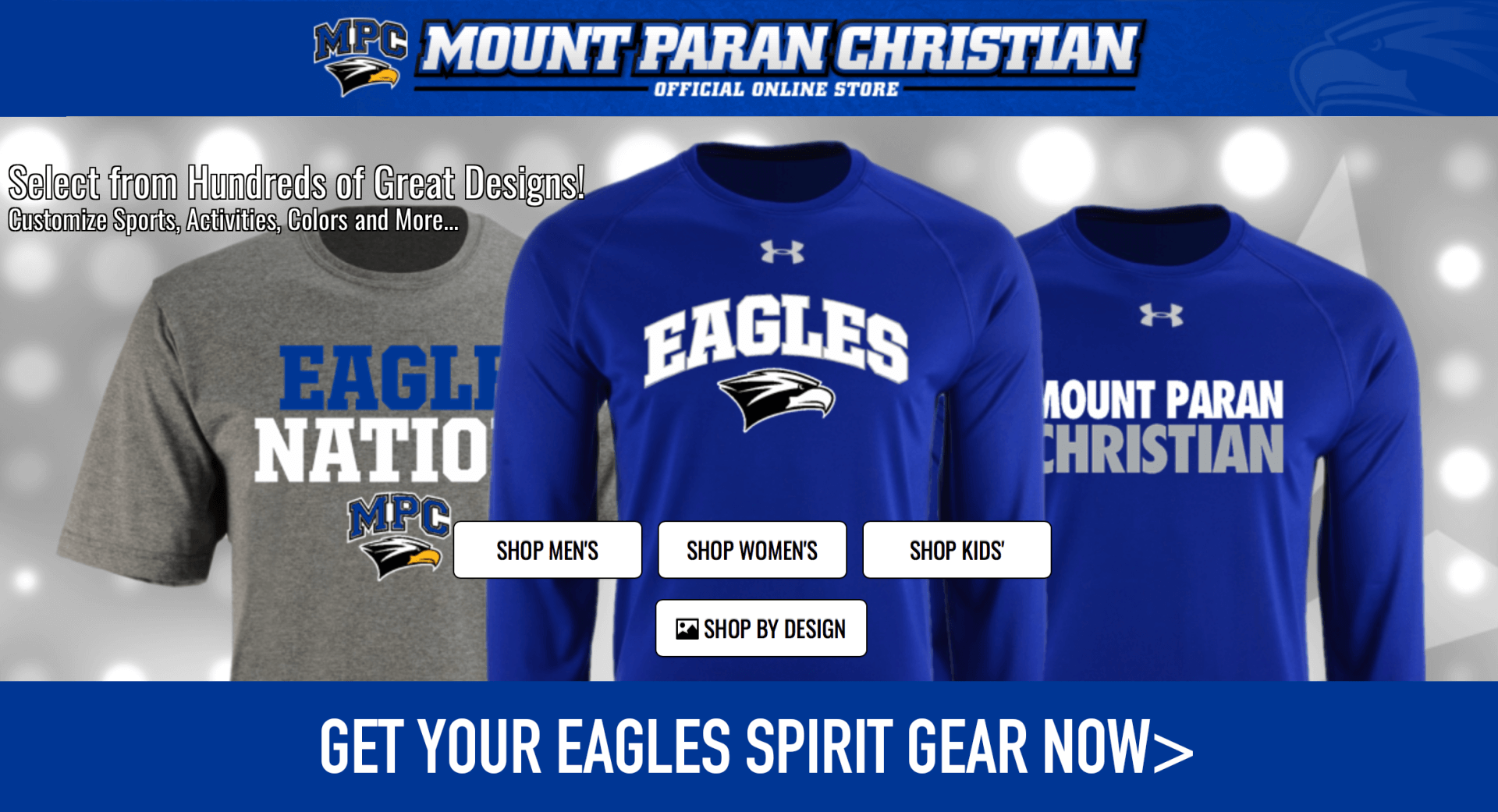 Eagles Nest School Store